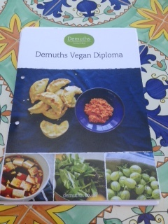 Demuths vegan diploma Sicily 1